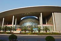 Chine, Shanghai, Musee des Sciences et de la Technologie de Shanghai a Pudong //  China, Shanghai, Science and Technology Shanghai museum at Pudong