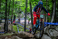 STERLING Matthew (USA) at the Mountain Bike World Championships in Mont-Sainte-Anne, Canada.
