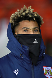 """Bristol City's Lloyd Kelly during the Sky Bet Championship match at Bramall Lane, Sheffield. PRESS ASSOCIATION Photo. Picture date: Friday December 8, 2017. See PA story SOCCER Sheff Utd. Photo credit should read: Mike Egerton/PA Wire. RESTRICTIONS: EDITORIAL USE ONLY No use with unauthorised audio, video, data, fixture lists, club/league logos or """"live"""" services. Online in-match use limited to 75 images, no video emulation. No use in betting, games or single club/league/player publications."""