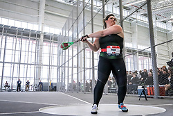 USATF Indoor Track and Field Championships<br /> held at Ocean Breeze Athletic Complex in Staten Island, New York on February 22-24, 2019;  NYAC,