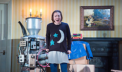 Coraline <br /> The Royal Opera production at The Barbican Theatre, London, Great Britain <br /> General Rehearsal <br /> 26th March 2018 <br /> (Press Night: Thursday 29 March at 7pm)<br /> <br /> Pictures EMBARGO'd until 2100hrs Thursday 29th March 2018 <br /> <br /> Music by Mark-Anthony Turnage<br /> <br /> Libretto by Rory Mullarkey after Neil Gaiman's Coraline<br /> <br /> Conductor Sian Edwards<br /> <br /> Directed Aletta Collins<br /> <br /> Set designed by Giles Cadle<br /> <br /> Costume designer Gabrielle Dalton<br /> <br /> Lighting designer Matt Haskins<br /> <br /> Mary Bevan as Coraline<br /> <br /> Kitty Whately as Mother/Other Mother<br /> <br /> Alexander Robin Baker as Father/Other Father<br /> <br /> Gillian Keith as Miss Spink<br /> <br /> Frances McCafferty as Miss Forcible<br /> <br /> Harry Nicoll as Mr Bobo<br /> <br /> Gillian Keith as Ghost Child 1<br /> <br /> Harry Nicoll as Ghost Child 2<br /> <br /> Dominic Sedgwick as Ghost Child 3
