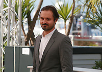 Director Ned Benson at the photo call for the film The Disappearance Of Eleanor Rigby at the 67th Cannes Film Festival, Sunday 18th May 2014, Cannes, France.