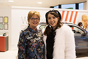 21/02/2018 REPRO FREE  The 2018 Irish Fashion Innovation Awards was launched at Monaghans & Sons Ltd showrooms.<br /> <br /> The 2018 Irish Fashion Innovation Awards take place on March 22nd at The Galmont Hotel & Spa, Galway<br /> At the stylish launch was attended by Miriam Egan and her Designer daughter Amie Egan from Tullamore.<br />  Photo:Andrew Downes, XPOSURE