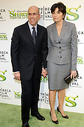 """21 April 2010- New York, NY- Jefferey Katzenberg at The World Premiere of Dreamwork Animation's """" Shrek Forever After """" for the Opening Night of the 2010 Tribeca Film Festival held at the Zeigfeld Theater on April 21, 2010 in New York City."""