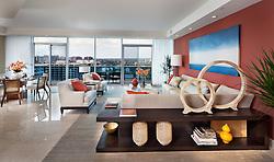 1881 Nash, Arlington, Virginia Turnberry Tower condominiums Home Living Room