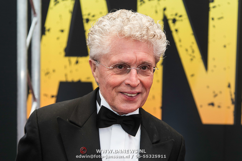 NLD/Amsterdam/20140508 - Wereldpremiere Musical Anne, Jacques D' Ancona