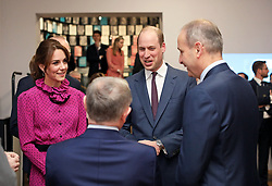 Prince William, The Duke and Catherine, Duchess of Cambridge attend a reception held by Irish Tanaiste (Deputy Prime Minister) Simon Coveney in Dublin during their visit to Ireland. 04 Mar 2020 Pictured: Prince William, The Duke and Catherine, Duchess of Cambridge attend a reception held by Irish Tanaiste (Deputy Prime Minister) Simon Coveney in Dublin during their visit to Ireland. 04 Mar 2020. Photo credit: MEGA TheMegaAgency.com +1 888 505 6342