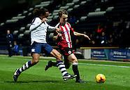 301116 Preston U18 v Sheffield Utd U18