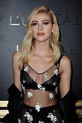 Nicola Peltz attending the L'Oreal Gold Obsession Party as part of Paris Fashion Week Ready to Wear Spring/Summer 2017 in Paris, France on October 02, 2016. Photo by Aurore Marechal/ABACAPRESS.COM