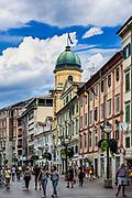 Clock Tower, Rijeka, Croatia