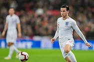 Ben Chilwell (England) during the international Friendly match between England and USA at Wembley Stadium, London, England on 15 November 2018.