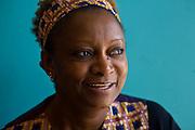 Portrait of Mabinti