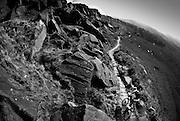 MBR Best winter trails. Stannage Edge, Derbyshire. Quantocks Hills, Somerset 31.10.06