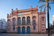 Gran Teatro Falla, Cadiz, Spain