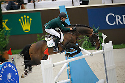 Al Sharbatly Abdullah (KSA) - Goldex<br /> Rolex FEI World Cup Final - Geneve 2010<br /> © Dirk Caremans