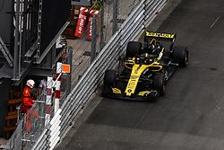 May 24, 2018 - Montecarlo, Monaco - 27 Nico Hulkenberg from Germany Renault Sport F1 Team RS18 during the Monaco Formula One Grand Prix  at Monaco on 24th of May, 2018 in Montecarlo, Monaco. (Credit Image: © Xavier Bonilla/NurPhoto via ZUMA Press)