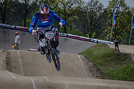 #133 (CRISTOFOLI Roberto) ITA at the 2016 UCI BMX Supercross World Cup in Papendal, The Netherlands.