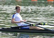 Caversham. United Kingdom;  GBR LM1X. Peter CHAMBERS, Team GBR Rowing, 2010 World Championship Team Announcement at the GB rowing Training Base. Nr Reading Berks on Tuesday,  21/09/2010[Mandatory Credit Peter Spurrier/ Intersport Images],