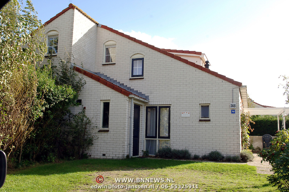 NLD/Texel/20061007 - Bedrijfsuitje RTL Nederland, huisje