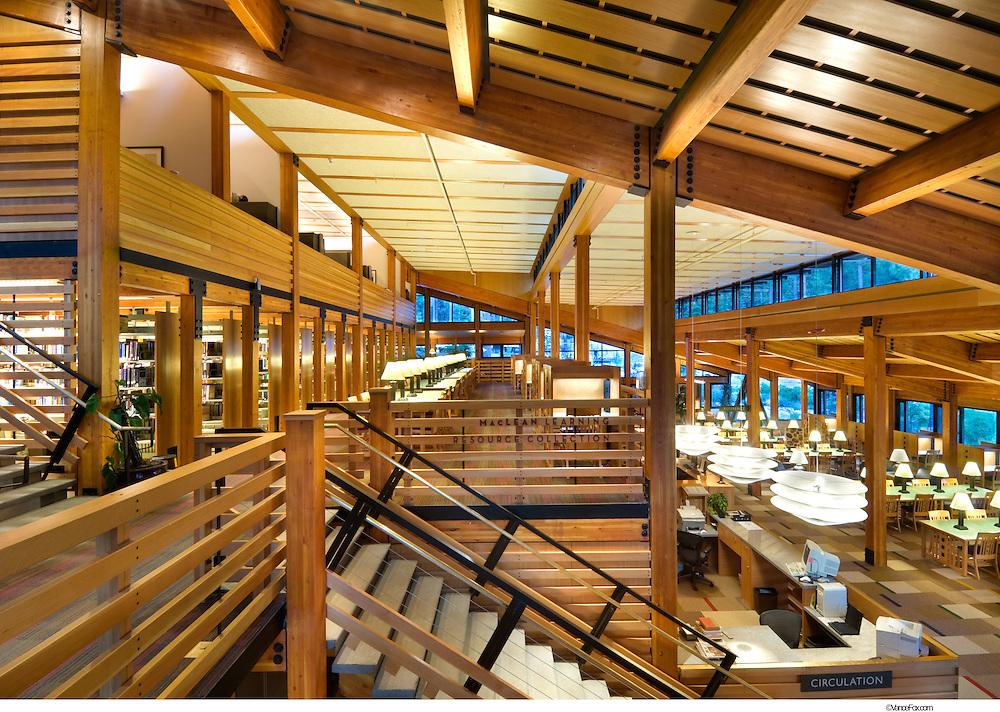 Library Sierra Nevada College