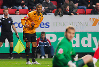 Photo: Leigh Quinnell/Sportsbeat Images.<br /> Charlton Athletic v Hull City. Coca Cola Championship. 22/12/2007. Hulls Frazier Campbell celebrates his goal.
