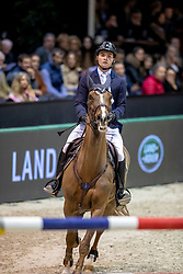 Balsinger Bryan, SUI, Twentytwo Des Biches<br /> Jumping International de Bordeaux 2020<br /> © Hippo Foto - Dirk Caremans<br />  08/02/2020