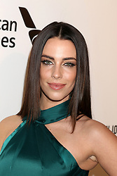 February 24, 2019 - West Hollywood, CA, USA - LOS ANGELES - FEB 24:  Jessica Lowndes at the Elton John Oscar Viewing Party on the West Hollywood Park on February 24, 2019 in West Hollywood, CA (Credit Image: © Kay Blake/ZUMA Wire)