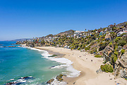 South Laguna Beach Coastline