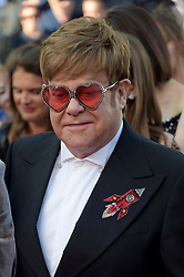 May 16, 2019 - Cannes, France - 72nd Cannes Film Festival 2019, Red Carpet film : Rocket Man.Pictured: Elton John (Credit Image: © Alberto Terenghi/IPA via ZUMA Press)