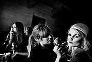 Backstage. RüŸtzau