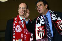 Fotball<br /> Champions League 2004/05 2004/05<br /> Monaco v Olympiakos<br /> 19. oktober 2004<br /> Foto: Digitalsport<br /> NORWAY ONLY<br /> PRINCE ALBERT GRIMALDI / MICHEL PASTOR (MONACO PDT)