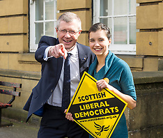 Scottish Lib-Dems launch local election manifesto | Mussleburgh | 4 April 2017