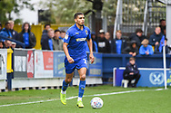 AFC Wimbledon Defender Tennai Watson (2) during the EFL Sky Bet League 1 match between AFC Wimbledon and Wycombe Wanderers at the Cherry Red Records Stadium, Kingston, England on 27 April 2019.