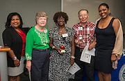 Volunteers in Public Schools recognition ceremony, May 14, 2015.