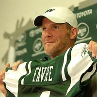 8.7.08 Brett Favre is a New York Jet