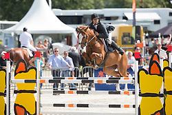 Alberti Joey - Flip<br /> KWPN Paardendagen - Ermelo 2012<br /> © Dirk Caremans