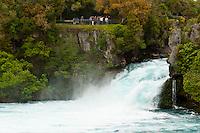 Huka Falls, near Taupo, North Island, New Zealand