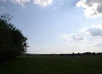Evening sunlight, Ross-on-Wye England