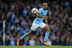 21st October 2017 - Premier League - Manchester City v Burnley - Fabian Delph of Man City - Photo: Simon Stacpoole / Offside.