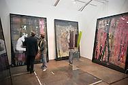UK. London. The Frieze Art Fair in Reagent's Park.