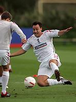 Photo: Paul Thomas.<br /> England Training Session. 01/09/2006.<br /> <br /> John Terry.