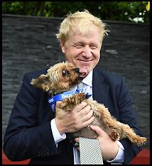 Boris Campaigning Surrey 25062019