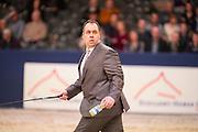 Andre Veltkamp<br /> KWPN Hengstenkeuring 2017<br /> © DigiShots