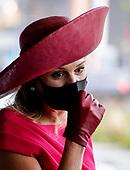 Koningin Maxima opent borstkankermaand