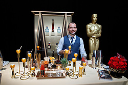 Charles Joly, Master Mixologist (Creator of Don Julio Signature cocktails) during the Academy's Governors Ball preview for the 91st Oscars® on Friday, February 15, at the Ray Dolby Ballroom in Hollywood.