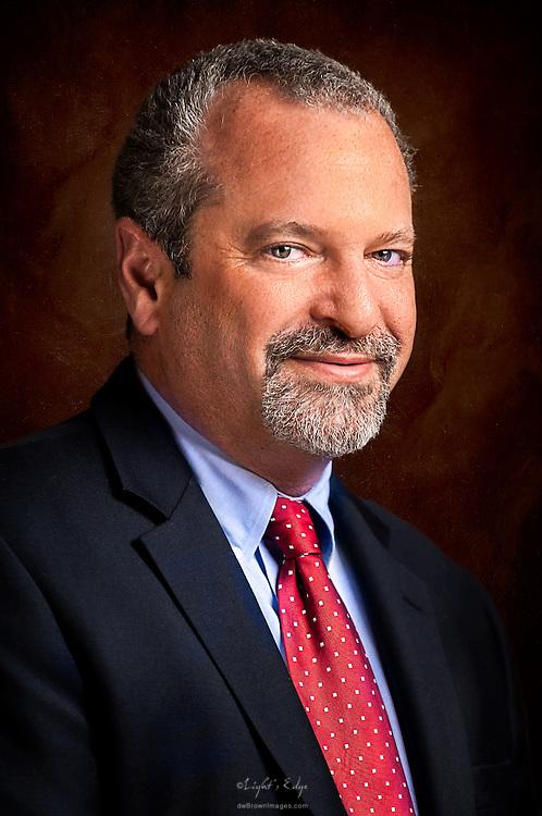 Headshot of Mark Packer