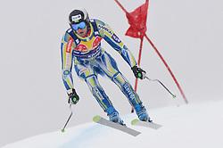 20.01.2011, Hahnenkamm, Kitzbuehel, AUT, FIS World Cup Ski Alpin, Men, Training, im Bild // Andrej Krizaj (SLO) // during the men´s downhill training run at the FIS Alpine skiing World cup in Kitzbuehel, EXPA Pictures © 2011, PhotoCredit: EXPA/ S. Zangrando