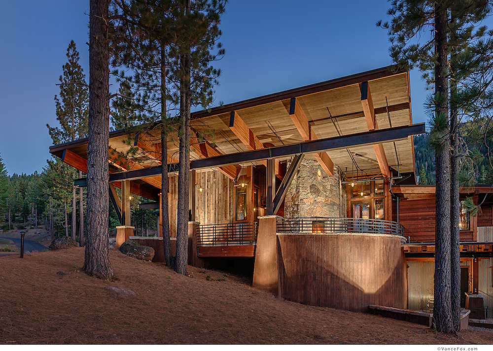 Martis Camp Ski Lodge for Walton Architects and<br /> Hayhoe Construction