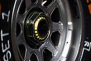 May 25-29, 2016: Monaco Grand Prix. Red Bull wheel detail