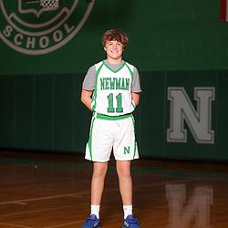 02-03-2021 7th Grade Basketball Boys Portraits